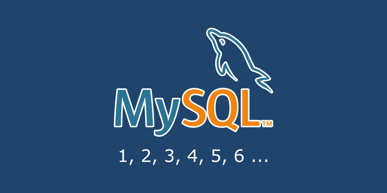 Faking Sequences in MySQL