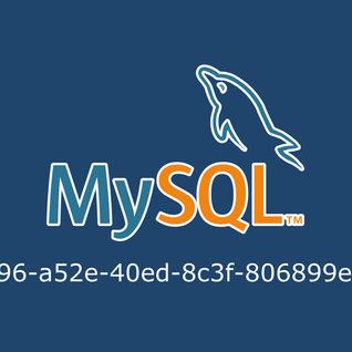 Generating v4 UUIDs in MySQL